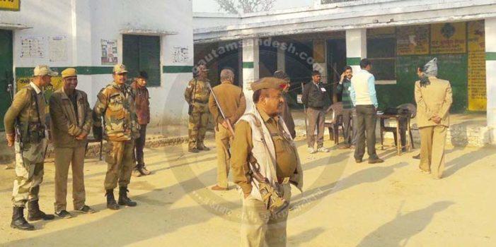 फिरोजपुर और गंगागढ़ में मतदान का बहिष्कार, प्रशासन में हड़कंप