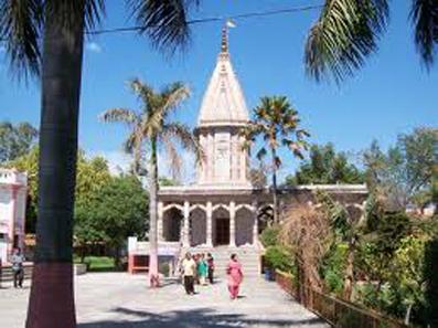 हरिद्वार स्थित इसी मंदिर में चल रहा है विशेष अनुष्ठान।