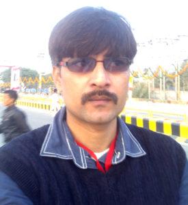 रामपुर से बी.पी.गौतम।