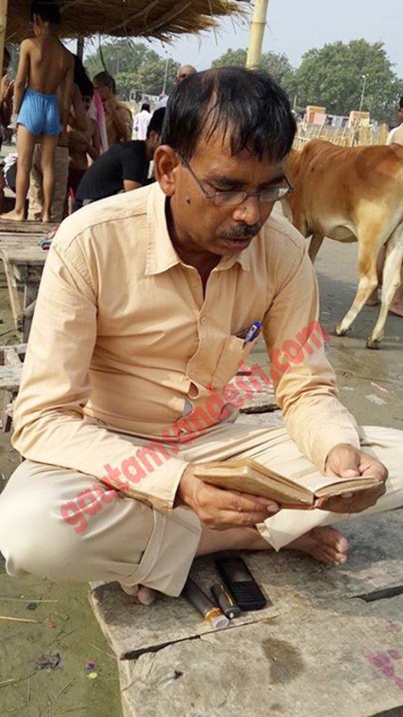 कटरा सआदतगंज कांड में एसएसपी, प्रभारी डीएम और गृह सचिव तक पर गाज गिरी, लेकिन संबंधित थाने के एसओ गंगा सिंह यादव सुरक्षित रहे, जो उस समय अयोध्या में पाठ कर रहे हैं।