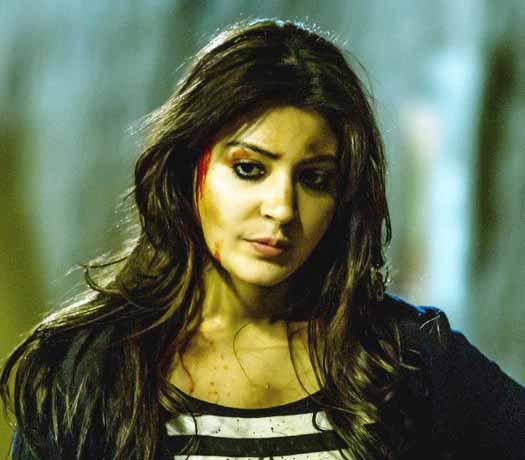 फिल्म एनएच- 10 में मीरा की भूमिका में अभिनेत्री अनुष्का शर्मा।