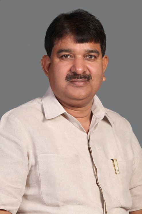 दबंग बसपा विधायक वीरेन्द्र कुमार गंगवार