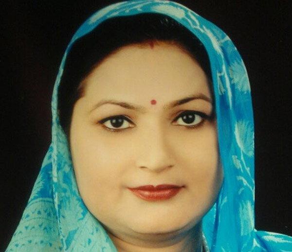 विधायक अनीता सिंह गुर्जर
