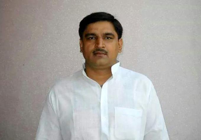 """पूर्व राज्यमंत्री व सपा नेता अजीत कुमार """"राजू यादव"""""""